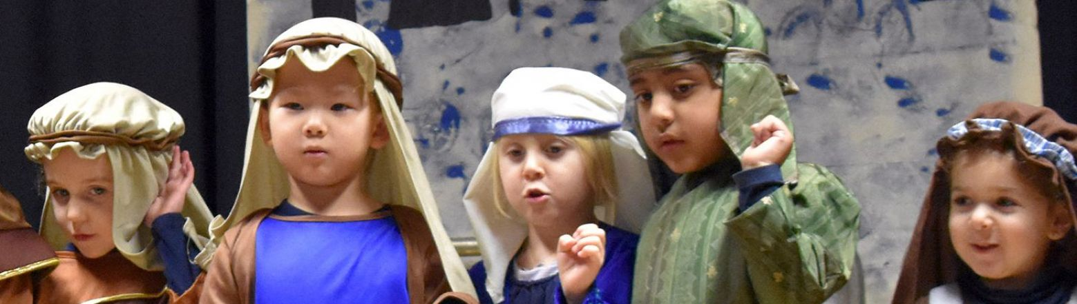 EYFS Nativity Press