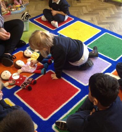 Feelings and emotions in the nursery