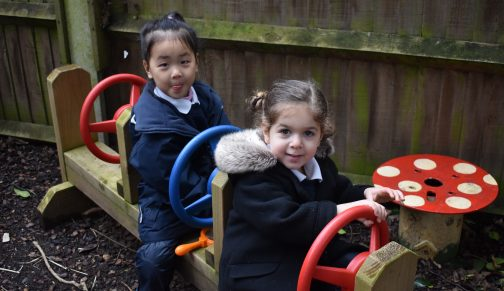 Peregrines Nursery Forest School