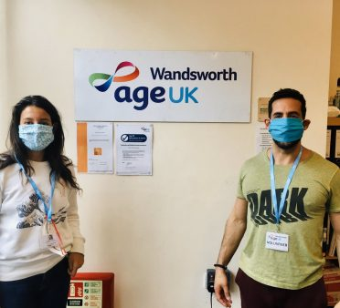 Age UK Wandsworth Volunteers