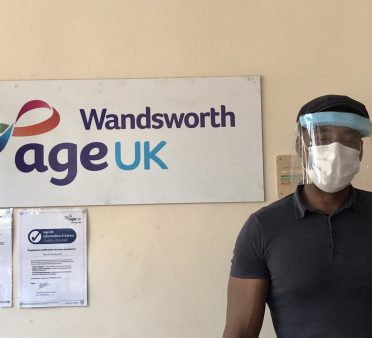 Age UK Wandsworth Volunteer