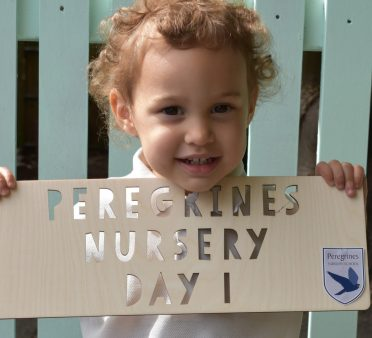First day of Nursery