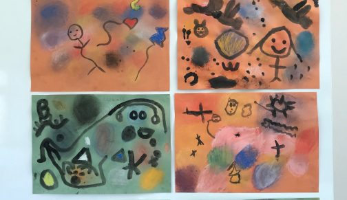 Lower School - Miró and the theme of Dreams