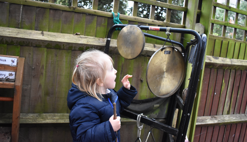 Forest School Sounds