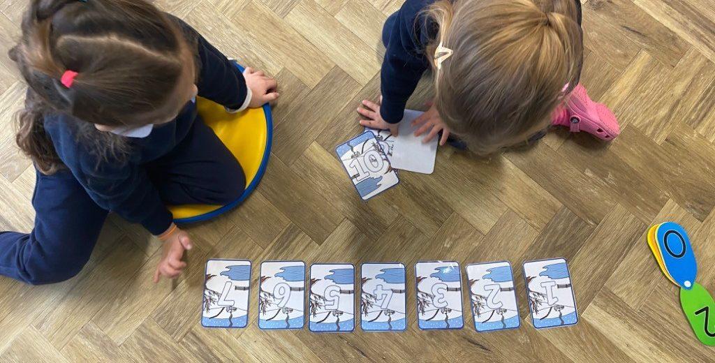 nursery matching game