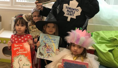 Hats On for World Book Day