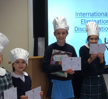 Little Chefs Final Four healthy eating competition